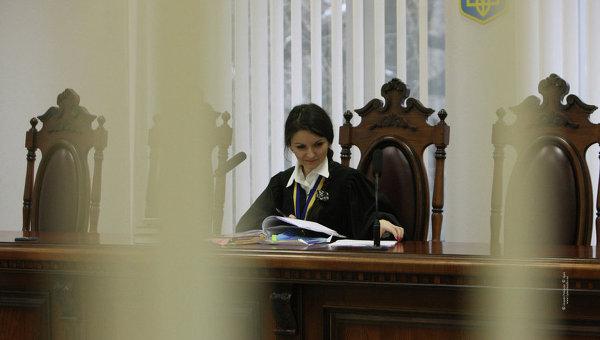 Допрос свидетеля по делу об убийстве Щербаня