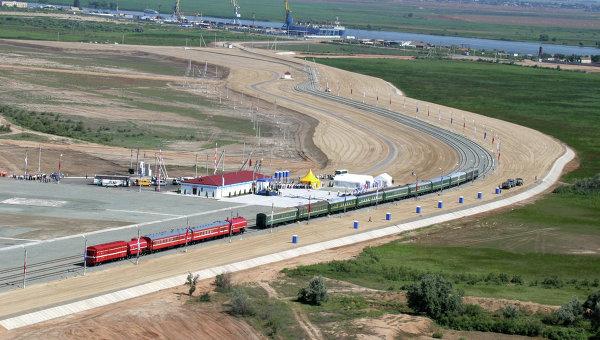 Транспортный коридор Север-Юг