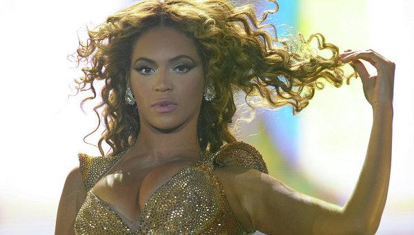 Beyonce. Архивное фото