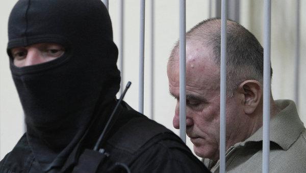Оглашение приговора  Алексею Пукачу. Архивное фото