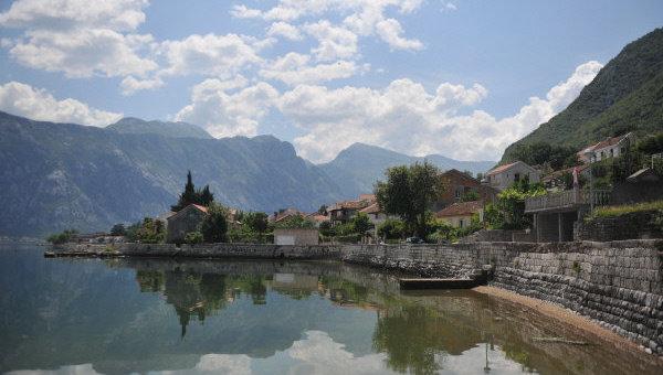В Черногории произошло землетрясение магнитудой 5,1