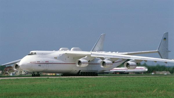 Вновом украинском самолете Ан-132 небудет русских  комплектующих