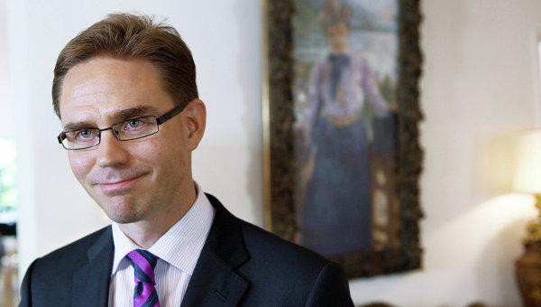 Премьер-министр Финляндии Юраи Катайнен