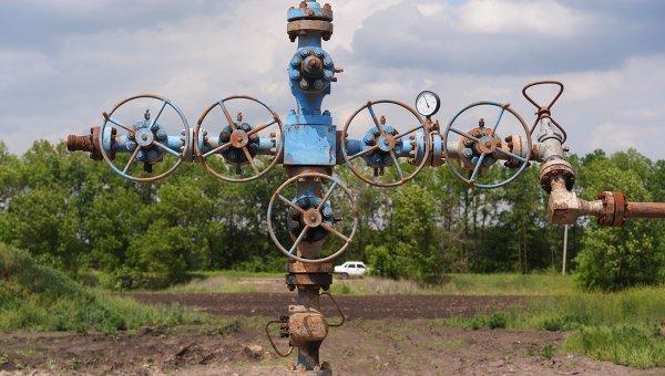Месторождение сланцевого газа в Украине