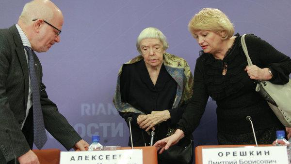 Совет по правам человека РФ. Архивное фото