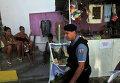 Полиция в Бразилии. Архивное фото