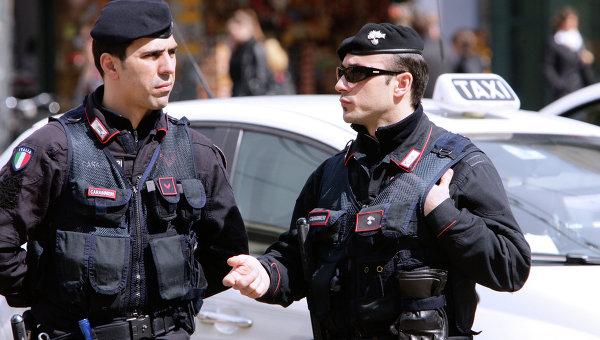 Задержание украинского военного вИталии: против солдата свидетельствовал французский корреспондент