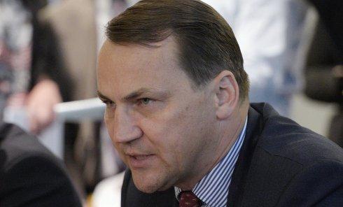 Глава МИД Польши Радослав Сикорский. Архивное фото
