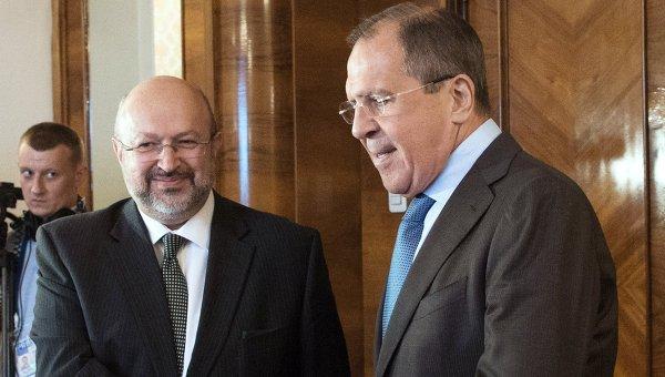 Лавров обсудит в столице с генеральным секретарем ОБСЕ конфликт вУкраинском государстве