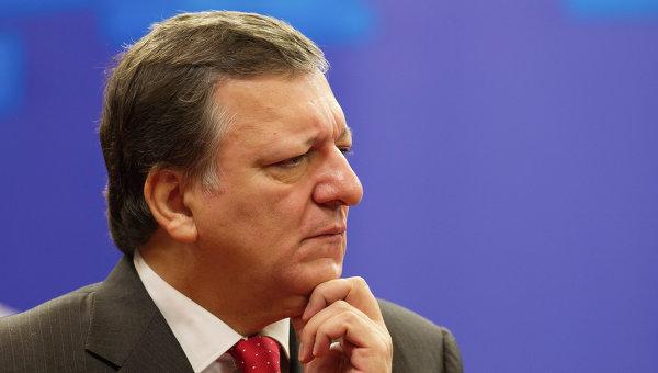 Председатель Европейской комиссии Жозе Мануэл Баррозу
