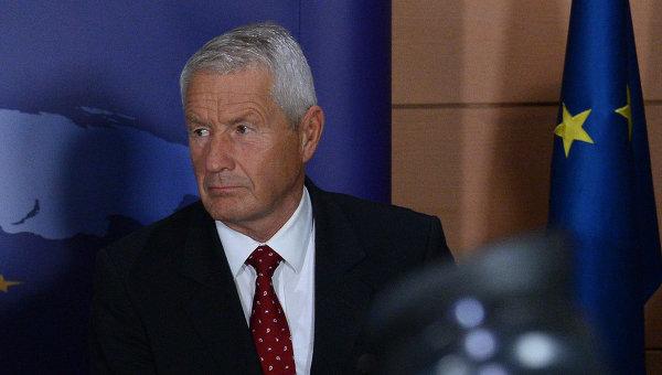 Генсекретарь Совета Европы Турбьерн Ягланд
