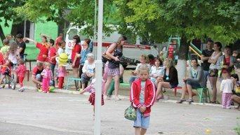 Беженцы из Украины в Ростовской области