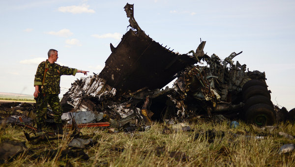 Дело осбитом вЛуганске Ил-76 закрыто— ГПУ
