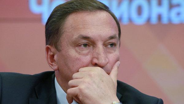 Председатель правительства Республики Мордовия Владимир Сушков
