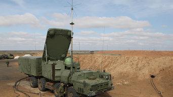 Учения ПВО в РФ