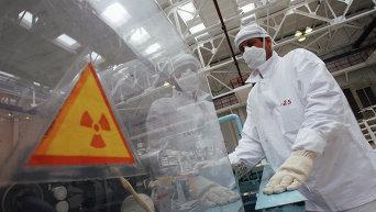 Элементы для атомных реакторов. Архивное фото