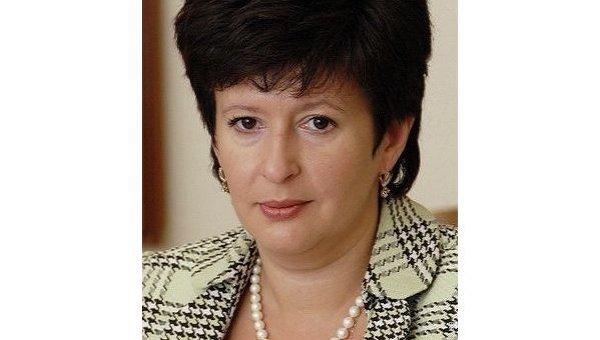 Валерия Лутковская. Архивное фото