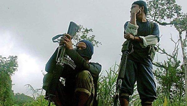 Филиппинские боевики