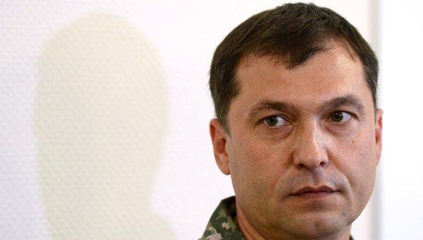 Глава ЛНР Валерий Болотов