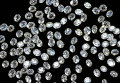 Ограненные алмазы