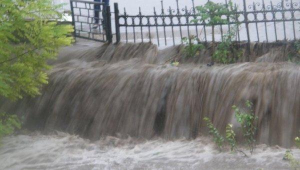 Наводнение. Архивное