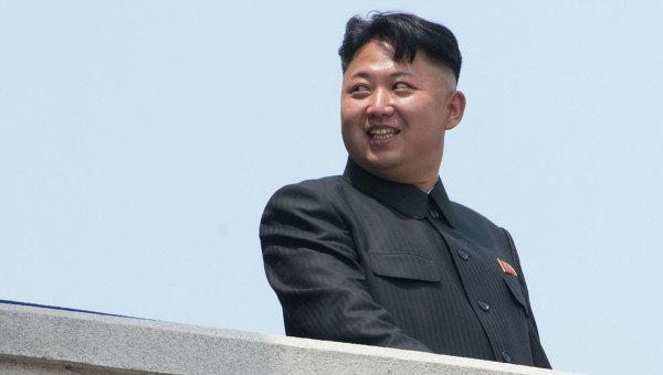 Ким Чен Ынвыступил заобъединение Корей