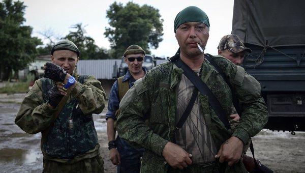Батальон народного ополчения Луганска