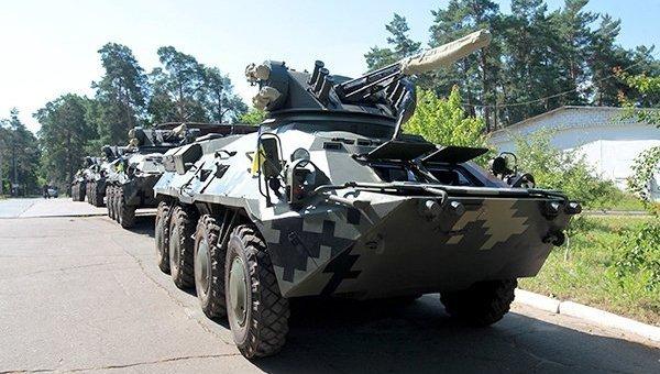 Украинские «Оплоты» для Таиланда поменяют БТРы Norinco