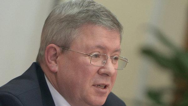 Первый зампредседателя Совфеда Александр Торшин