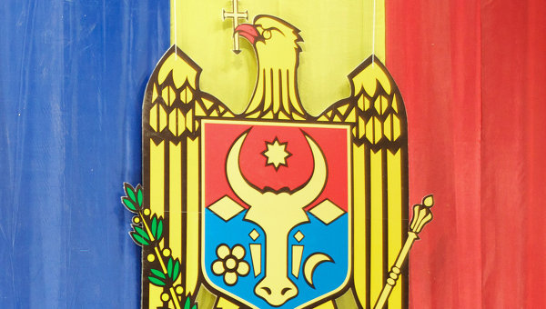 Молдавский герб и флаг