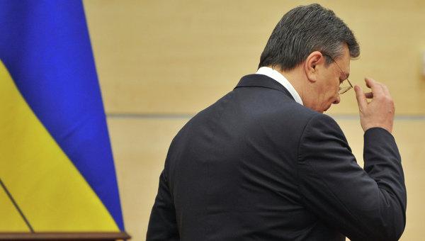 Киевский суд вызвал Януковича на совещание погосизмене