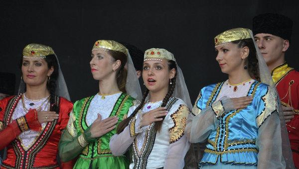Фестиваль этнических общин