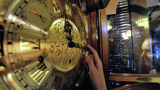 Часы. Архивное фото