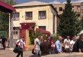 Солдаты-срочники покидают захваченную воинскую часть 29 июня. Видео