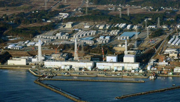 Волна цунами высотой до метра отмечена в районе АЭС «Фукусима-1″