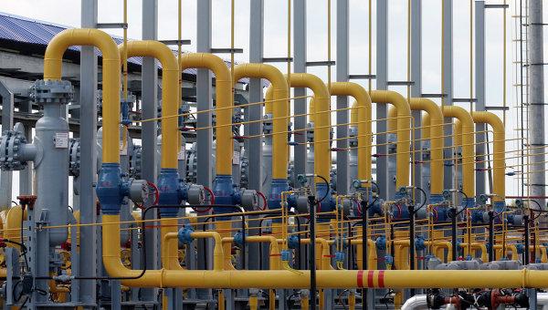 Украина из-за морозов увеличила отбор газа изПХГ на7%