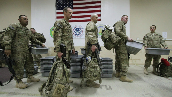 США весной направят вПольшу около тысячи военнослужащих