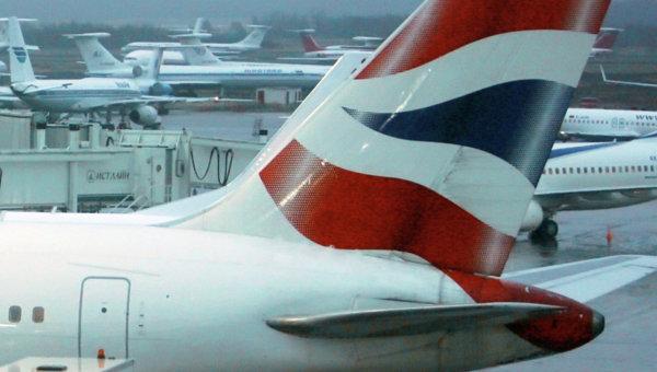 Самолет компании British Airways. Архивное фото