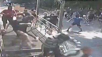 Нападение на редакцию газеты Вести 5 июля 2014