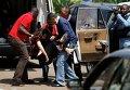 Захват заложников в торговом центре Найроби (Кения)
