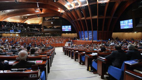 Парламентская ассамблея Совета Европы, архивное фото