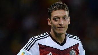 Игрок сборной Германии Месут Озиль