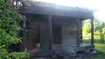 В музее Пирогово произошел пожар