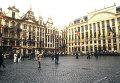 Главная площадь Брюсселя