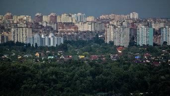 Киевские новостройки