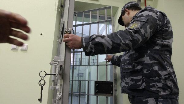Следственный изолятор в РФ. Архивное фото