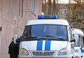 Сотрудники правоохранительных органов РФ. Архивное фото
