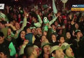 Аргентинцы плачут от счастья после выхода сборной в финал ЧМ-2014. Видео