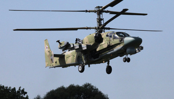 Пресс-служба ВСУ прокомментировал «вторжение» русского боевого вертолета вХерсонскую область