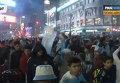 Финал ЧМ-2014: ликование немцев и беспорядки в Аргентине